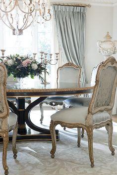 Ebanista Furniture.  Refined Palate.
