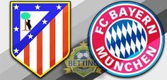 Atletico Madrid - Bayern Munich Champions League #Betting #Preview #UCL #Atleti #FCB