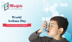 You can control your asthma  Medfile #WAD #Asthma #WorldAsthmaDay!  Read More: http://bit.ly/2pqzeVn