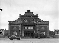 Teesside Photos - Buy A Photo: View Picture: Middlesbrough Palladium Cinema. Home History, Middlesbrough, My Town, North Yorkshire, Boro, Artist At Work, Old Photos, Taj Mahal, Buildings