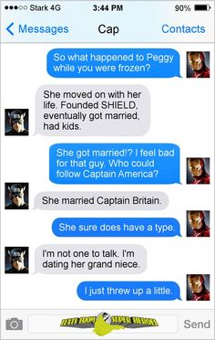 These 'Texts From Superheroes' Are Saving the World Wide Web From Boredom | 22 Words