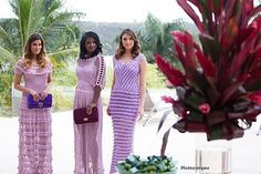 Бразильская модница - крючковые модели от Alzira Vieira