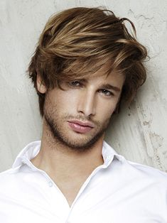 Straight Synthetic Capless Mens Wigs With Bangs Mens Hairstyles 2016, Shag Hairstyles, Hairstyles With Bangs, Straight Hairstyles, Men's Hairstyle, Latest Hairstyles, Vintage Hairstyles, Layered Haircuts, Cool Haircuts