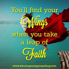 Make 2015 wonderful by taking the leap into something new!