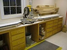 Miter saws can be used in a woodworking shop as a permanently installed tool or on the jobsite as a portable or semi-portable unit...