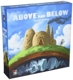 Enter now for a chance to win the Above and Below - Board Game Giveaway!https://wn.nr/rGwDk6
