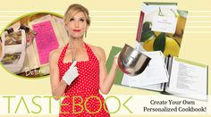 Tastebook Giveaway With Felicity Huffman's Family Recipes | Felicity Huffman's What The Flicka? #cookbook #food #lifestyle #recipe #family #cooking #contest