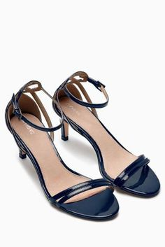 6588dd4711838 Buy Kitten Heel Sandals online today at Next  South Africa Holiday Outfits