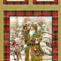 Looking for Christmas fabric? Sew Crafty Fabrics offer Christmas fabric to meet all your apparel, quilting, and home decorating needs. Christmas Fabric, Christmas 2015, Cotton Fabric, Quilts, Frame, Painting, Home Decor, Art, Picture Frame