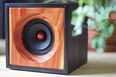 Cube Speakers