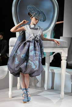 Christian Dior Spring 2007 Couture