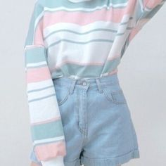 Imagen de pastel, outfit, and pink