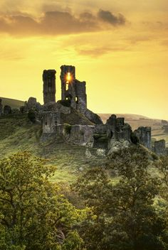 Corfe Castle  L'Assommoir : Photos