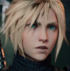 Final Fantasy Cloud, Final Fantasy Vii Remake, Fantasy Series, Dark Fantasy Art, Cloud And Tifa, Cloud Strife, Clouds, Kingdom Hearts, Warriors