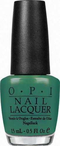 OPI Nail Polish NLH45 Jade is the New Black