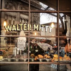 Walter Mitty Coffee Project  #Gourmetillo loves .... !!!
