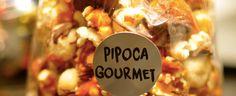 Receita de Pipoca Gourmet – Aprenda a fazer em casa