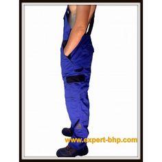 Spodnie Ogrodniczki Professional blue