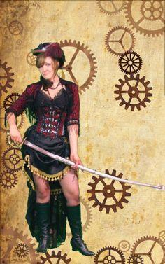 Clara, the Writer