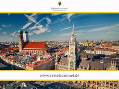 München Frauenkirche Kurzurlaub Reisehummel