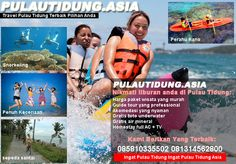 Pulau Tidung is the best place for vacation don't to not to try at home..
