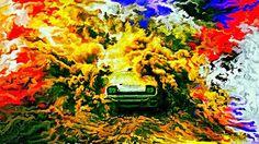 SafariRally 以前にお絵描きした作品で、SafariRallyの砂煙をカラフルにお絵描きしたものを、色編集加工しました。  Rather Be - Clean Bandit (AHMIR R&B Group cover) http://youtu.be/_l1KzS_uaRw