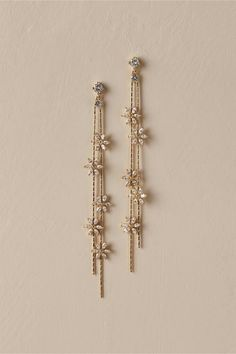 BHLDN Theia Jewelry Tasmin Drop Earrings in Gold - Jewelry & Accessories - . - BHLDN Theia Jewelry Tasmin Drop Earrings in Gold – Jewelry & Accessories – - Ear Jewelry, Cute Jewelry, Gold Jewelry, Jewelery, Jewelry Accessories, Jewelry Necklaces, Jewelry Design, Women Jewelry, Gold Bracelets
