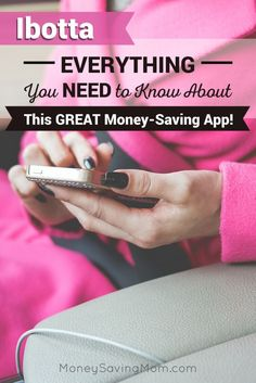 How to Earn Money With Ibotta,Save money on your groceries with Ibotta -- an easy money-making app! Read this post for a really simple explanation of everything you need to know to. Make Easy Money, Ways To Save Money, Money Tips, Save Money On Groceries, Earn Money, Money Saving Mom, Financial Tips, Financial Literacy, Work From Home Moms