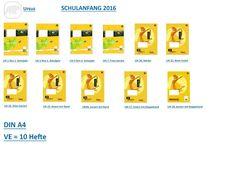 Heft Schreibheft Schulheft, Schulanfang DIN A4, LIN 1 - LIN 28,32 BL VE 10 Stück kaufen   https://www.hood.de/i/heft-schreibheft-schulheft-schulanfang-din-a4-lin-1-lin-28-32-bl-ve-10-stueck-64818384.htm