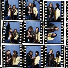 Fotos raras de Kurt Cobain com Kim Deal são reveladas