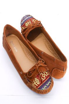 TAN FAUX SUEDE FRINGE EMBROIDERED MOCCASIN INSPIRED FLATS,Women's Cute Flat,Sexy Flats,Designer Flats Shoes,Leopard Flats,Ballet Flats,Leather Flats,Dress Flats,Women Flat Shoes,Loafer,Cheap Flat Shoes,Lace Up Flats,Fashion Shoes Flats for Sale: