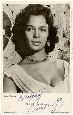 The stunning Dorothy Dandridge Dorothy Dandridge, Vintage Black Glamour, Vintage Beauty, Classic Hollywood, Old Hollywood, Hollywood Glamour, Marilyn Monroe, Viejo Hollywood, Idda Van Munster