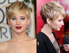 Best short hairstyle for women, the hair on your favorite. Prepare to be inspired… Beauty Jennifer Lawrence chose a bold move when she headed at the end of ...