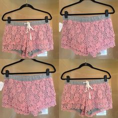 BP LACE SHORTS BRAND NEW WITH TAGS! bp Shorts