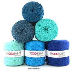 XL Inspiratiepakket Ocean Blue and Turkoise | Hoooked