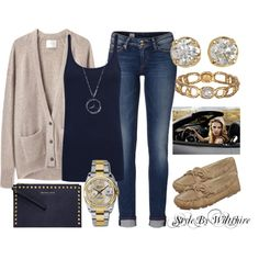 """DRIVING IN MY CAR"" by wiltshirestyle on Polyvore"