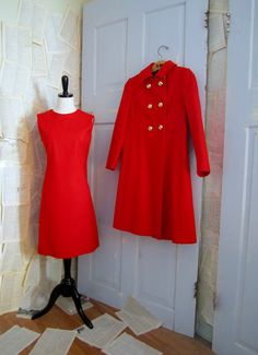 Fabulous 1960s Mod Outfit $138.00