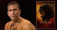 Caviezel fue entrevistado para hablar de su testimonio trabajando en La Pasión de Cristo