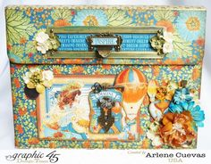 World's Fair photo portfolio by Arlene! This is so stunning inside - click to see more! #graphic45