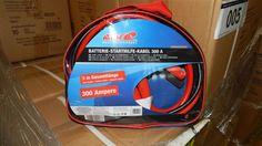 ca. 460 Stk. Starthilfekabel Alpin - Großposten Autozubehör - Karner & Dechow - Auktionen Tools, Autos, Cable, First Aid, Instruments