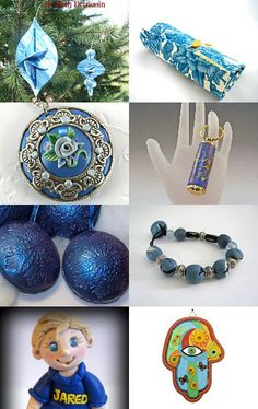 Yay, I'm in this treasury! Thanks Jackie