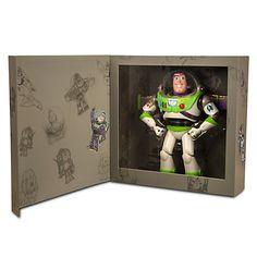 Buzz Lightyear Limited Edition Talking Figure - 12'', Item No. 6101047621837P