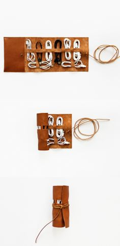 Cordito Supreme - corral all of your cords in one place! Great for travel too.