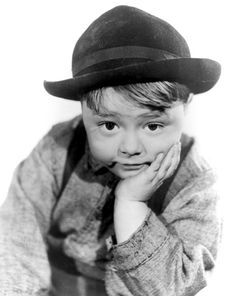 Spanky from The Little Rascals was quite the leader of the rag-tag group of kids from classic television. Can you guess what kind of hat is being worn in this picture?