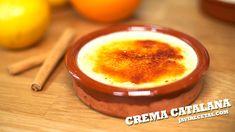 Aquí está la #receta prometida, una rica y deliciosa Crema Catalana ;)