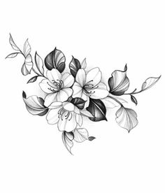 Rose Drawing Tattoo, Flower Tattoo Drawings, Flower Tattoo Designs, Tattoo Sketches, Flower Tattoos, Side Tattoos, Small Tattoos, Cover Up Tattoos Before And After, Family Tattoo Designs
