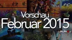 Spielevorschau Februar 2015 | Evolve, The Order: 1886, Majora's Mask 3D