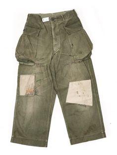 1943  Prisoner of war pants
