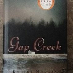 Very detailed story of the Appalachian country and the people.  My favorite book and author.