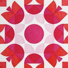 Geometric Pattern uploaded by designer Megan Sullivan